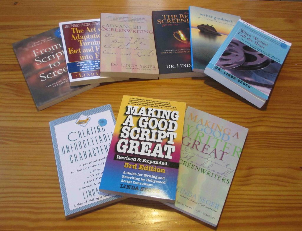 Screenwriting books by Linda Seger