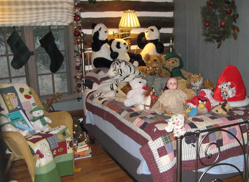 Linda Seger's Holiday Home Toy Room