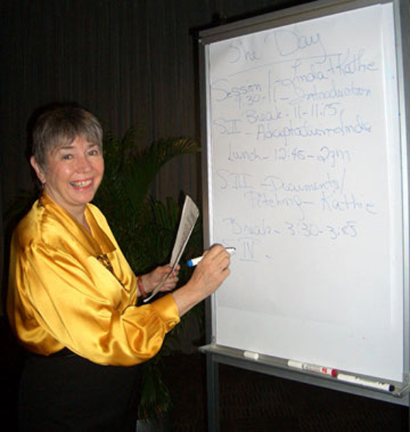 Linda Seger screenwriting seminars