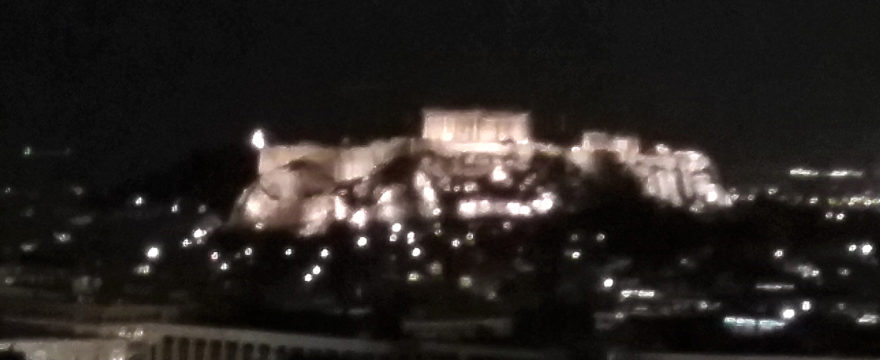 The Beauty That Stops Us in Our Tracks- Acropolis